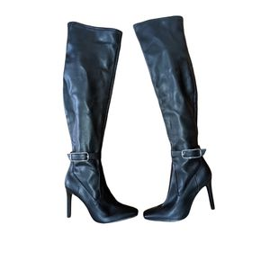 Marc Fisher CAIA OVER THE KNEE BOOT size 9.5 M